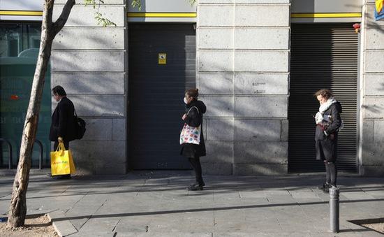 Tây Ban Nha là điểm nóng mới của dịch COVID-19