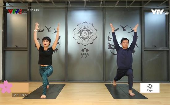 3 bài tập Yoga tại nhà giúp tăng cường thể lực trong mùa dịch