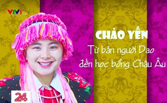 Chảo Thị Yến: Cô gái từ bản người Dao đến học bổng châu Âu