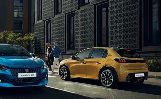 Peugeot 208 được bình chọn là xe của năm 2020