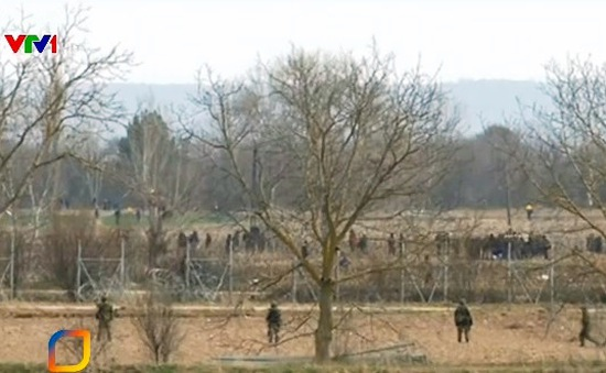 Khủng hoảng người di cư tại biên giới Hy Lạp - Thổ Nhĩ Kỳ