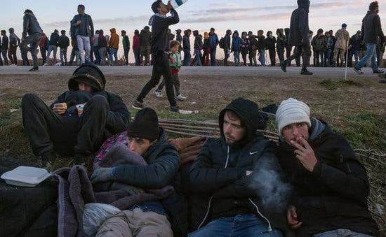 EU cáo buộc Thổ Nhĩ Kỳ sử dụng người di cư để gây sức ép