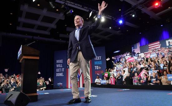Tỷ phú Bloomberg rút khỏi cuộc đua vào Nhà Trắng