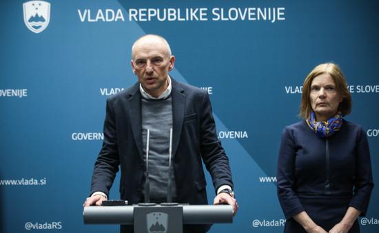 Slovenia xác nhận trường hợp đầu tiên nhiễm COVID-19
