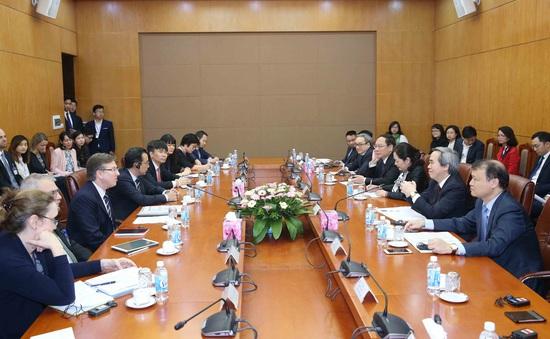 Tăng cường hợp tác kinh tế, thương mại và đầu tư Việt Nam - Hoa Kỳ