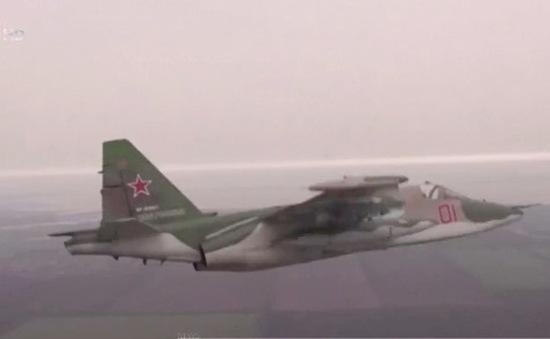 Nga thử nghiệm máy bay Su-25 phiên bản mới