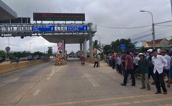 Rà soát phương án miễn, giảm phí tại trạm BOT Ninh Xuân