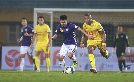 Ảnh: CLB Hà Nội ra quân thành công tại V.League 2020