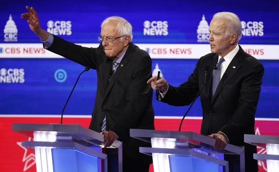 Mỹ: Các ứng viên đảng Dân chủ tiếp tục hoạt động tranh cử