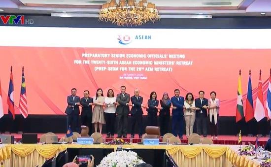 Khai mạc Hội nghị SEOM ASEAN 2020