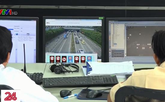 TP.HCM tiến hành phạt nguội vi phạm giao thông qua camera từ 10/3
