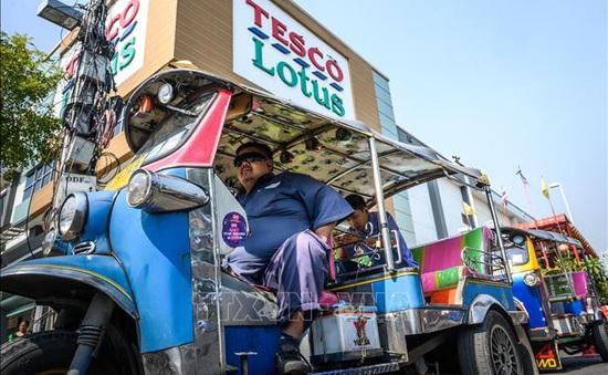 Tesco bán chi nhánh ở Thái Lan, Malaysia để gỡ khó tài chính