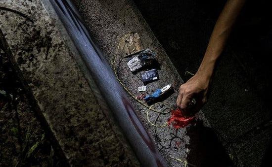 Hong Kong (Trung Quốc) triệt phá cơ sở chế tạo bom
