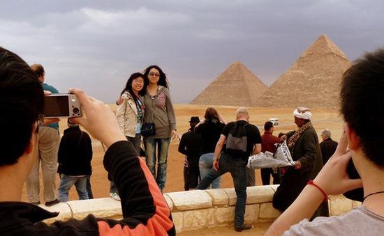 Khám phá Ai Cập cổ đại ngay tại nhà