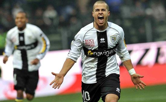 Parma muốn tái ngộ với tiền vệ Sebastian Giovinco
