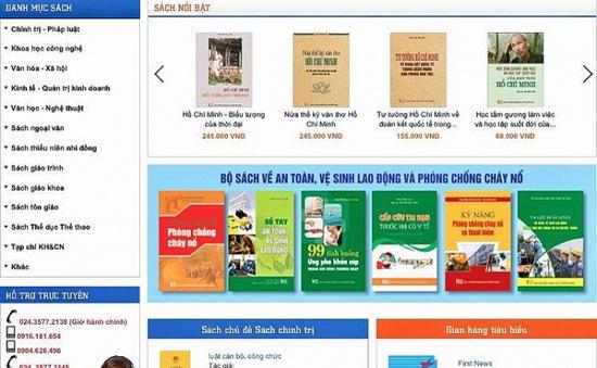 Hội sách trực tuyến lần đầu tiên được tổ chức nhân Ngày Sách Việt Nam