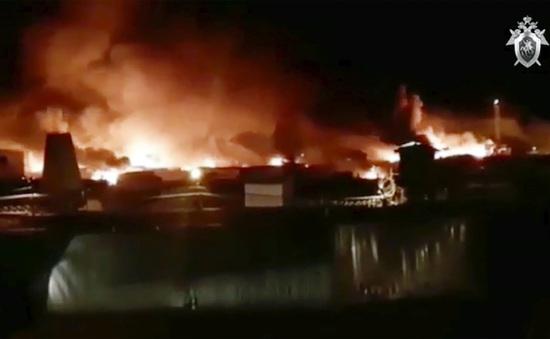 Hỏa hoạn nghiêm trọng tại nhà tù Nga, ít nhất 300 người bị thương