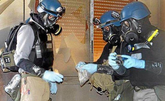 Chính phủ Syria chỉ trích báo cáo của OPCW về vũ khí hóa học