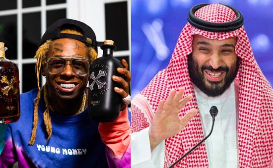Thái tử Arab Saudi gây sốc khi tặng đồng hồ và siêu xe cho rapper người Mỹ