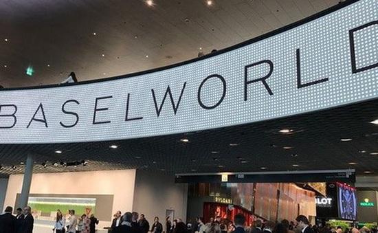 Rolex, Patek Philippe, Chanel thông báo rút khỏi Triển lãm Baselworld