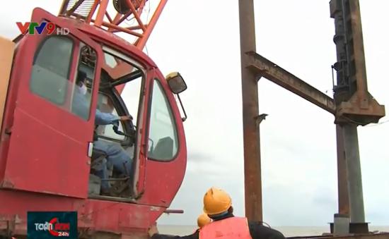Đảm bảo tiến độ thi công các dự án trọng điểm tại Bạc Liêu
