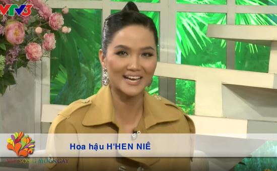 """Hoa hậu H'Hen Niê: """"Tôi rất lo lắng khi nhận lời mời đóng phim hành động"""""""