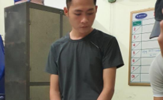 Bắt giữ hai nghi phạm cướp ngân hàng ở Núi Thành