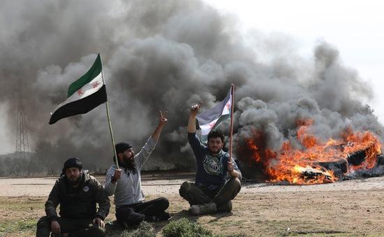 Mỹ bất ngờ sẵn lòng giúp Thổ Nhĩ Kỳ khi trận chiến Idlib sắp tái khởi động