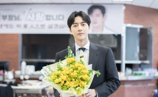 Park Hae Jin kỷ niệm 14 năm gia nhập làng giải trí