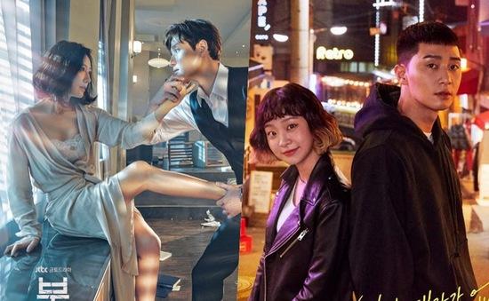 The World Of The Married đã đánh bại rating của Tầng lớp Itaewon