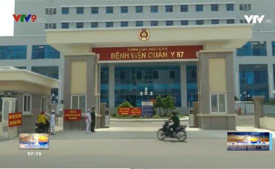 Khánh Hòa: Bệnh viện Quân y 87 quyết không để dịch bệnh lây lan
