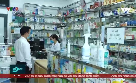 Thành phố Hồ Chí Minh giám sát các trường hợp tự mua thuốc cảm