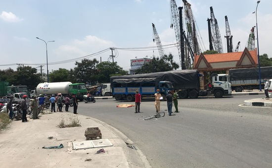 Truy tìm ô tô cán chết nữ lao công rồi bỏ chạy tại Đồng Nai
