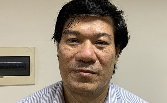 Bắt tạm giam Giám đốc Trung tâm Kiểm soát bệnh tật TP Hà Nội và một số bị can