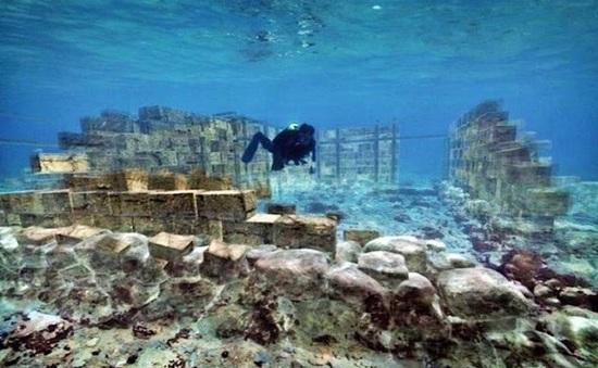 Khám phá 6 thành phố bí ẩn chìm dưới đáy đại dương
