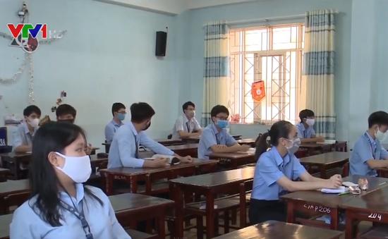 Học sinh lớp 9 và 12 ở Gia Lai đi học trở lại từ hôm nay (23/4)