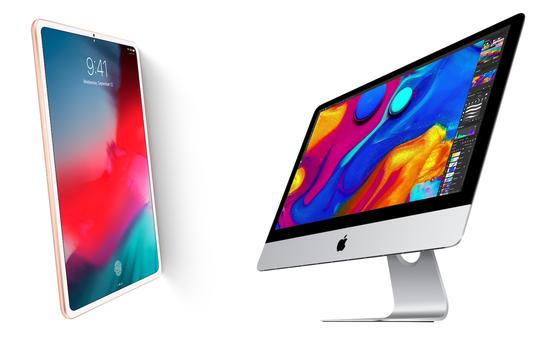 iMac 23 inch và iPad 11 inch giá rẻ ra mắt vào cuối năm nay