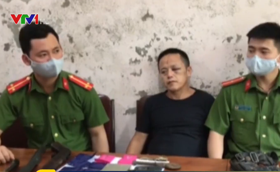 Bắt đối tượng người Lào vận chuyển trái phép ma túy về Việt Nam