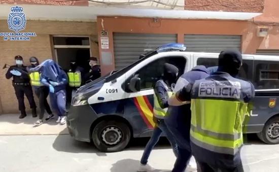 Tây Ban Nha bắt giữ phần tử IS bị truy nã tại châu Âu