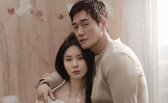 Lee Bo Young và Yoo Ji Tae cực tình cảm trong bộ ảnh mới