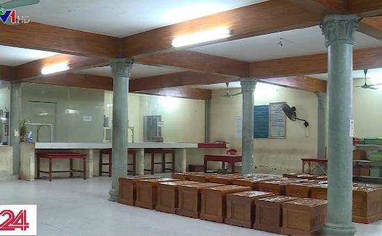 Nhiều cơ sở dịch vụ hỏa táng Nam Định tố tình trạng bị bảo kê