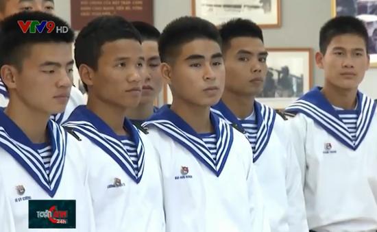Tự hào trang sử Hải quân Nhân dân Việt Nam trong những ngày tháng 4 lịch sử