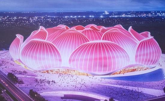 Trung Quốc xây sân vận động tỷ đô nhắm đến World Cup