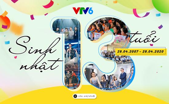 VTV6 - 13 năm trôi qua và tất cả giờ đã là một gia đình