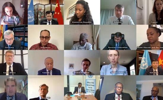 Hội đồng Bảo an Liên hợp quốc thảo luận về tình hình Abyei