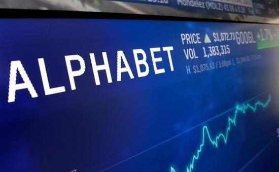 Cổ phiếu Alphabet tăng mạnh sau báo cáo quý I/2020 tích cực