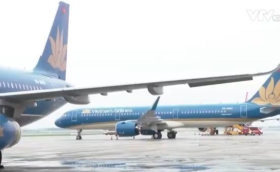 Vietnam Airlines dự kiến nối lại các chuyến bay quốc tế từ 1/7
