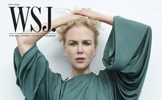 Nicole Kidman: Khi bạn lên đỉnh, không có gì ở đó cả