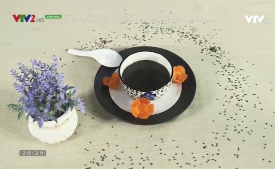 Cách nấu chè vừng đen, hà thủ ô cực tốt cho sức khỏe