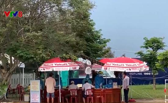 Quảng Nam lập thêm 8 chốt kiểm soát đi lại đường bộ chống dịch